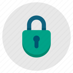 authorisation, lock, padlock, password, privacy, safe, security icon
