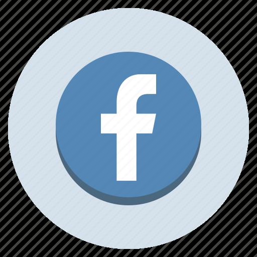 Facebook, friend, logo, social, social media, messanger icon - Download on Iconfinder