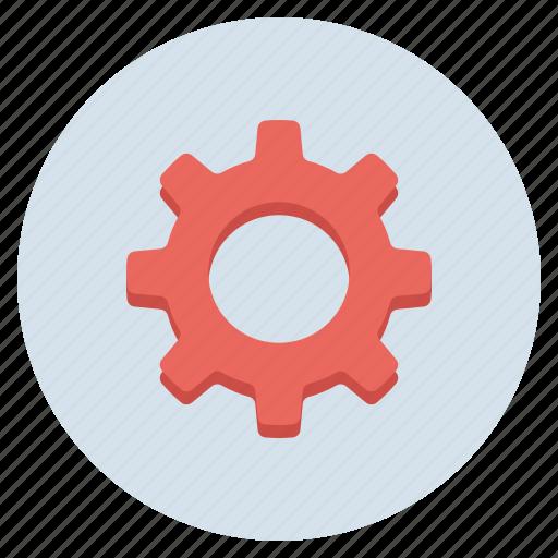 Clog, configuration, gear, setup, system icon - Download on Iconfinder