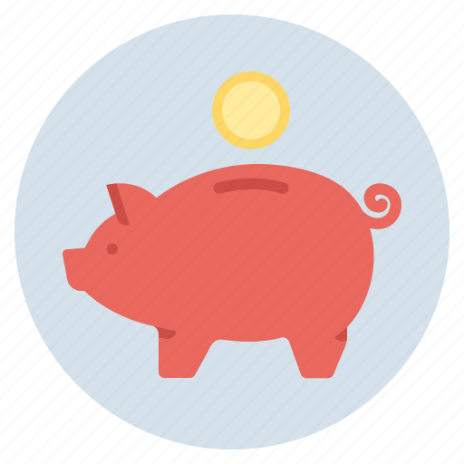 Budget, finance, investment, money, piggy bank, savings icon - Download on Iconfinder