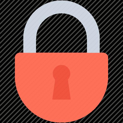 door lock, lock, padlock, safety, security icon