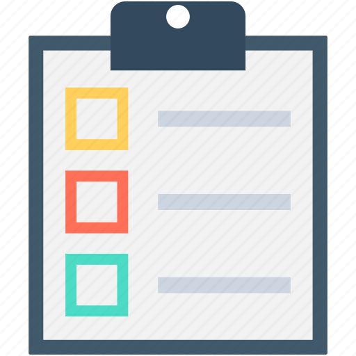 appointment, checklist, clipboard, list, to do icon