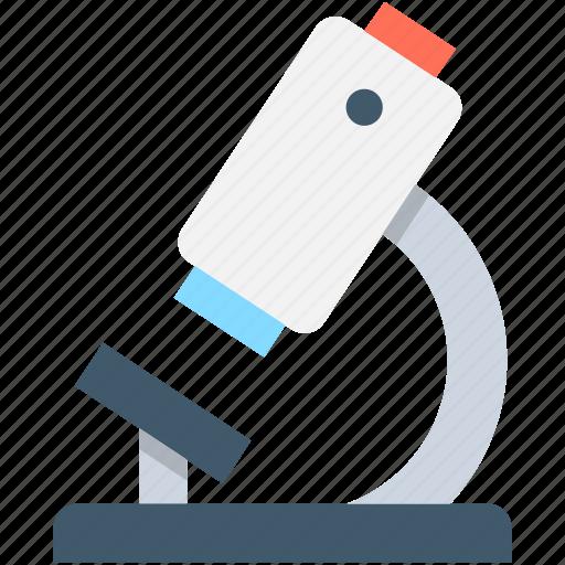 laboratory, microscope, research, science, zoom icon