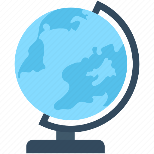 drawings cartoon globe illustration desk search clipart vector
