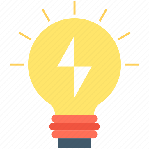 bulb, creativity, idea, innovation, light icon