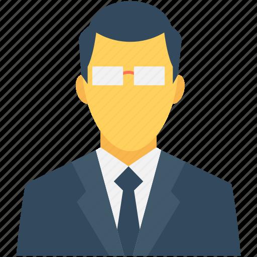 avatar, educator, professor, teacher, tutor icon