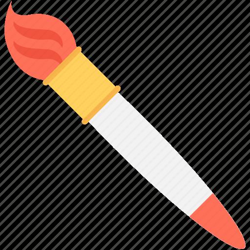 art, artist brush, brush, draw, paint brush icon