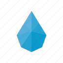 element, water, wet icon