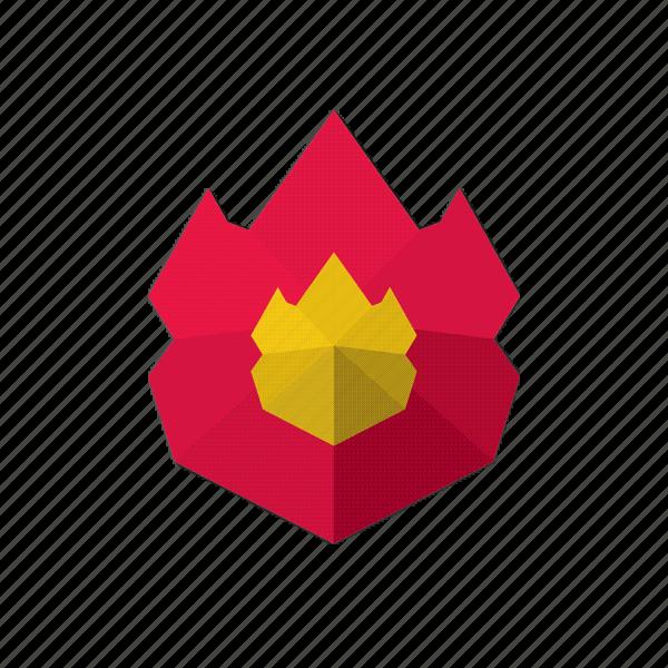 element, fire, heat, warm icon