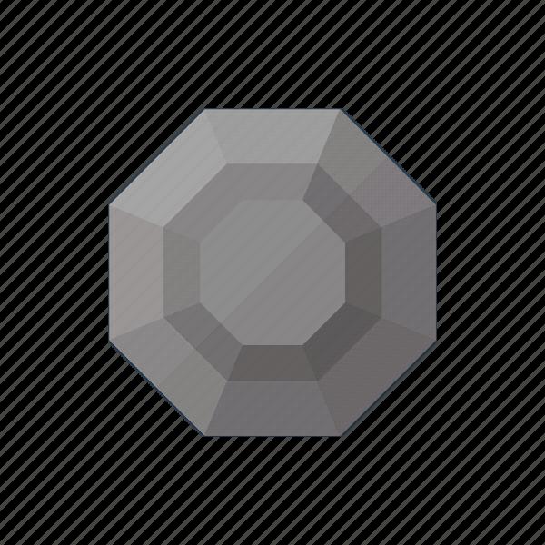 element, heavy, moon, rock icon