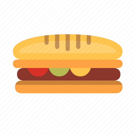breakfast, cooking, fast food, food, healthy, meal, sandwich icon