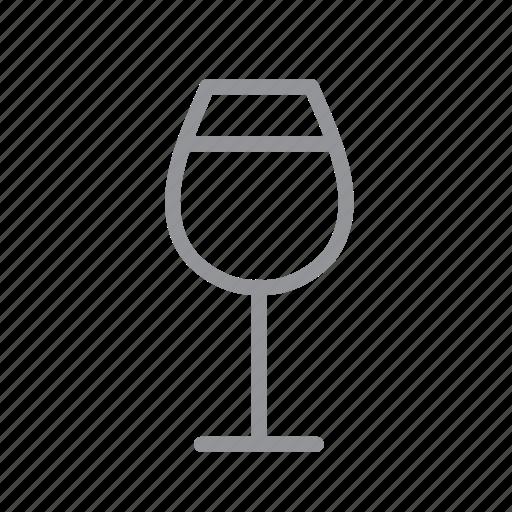 cafe, drink, food, restaurant, wine icon