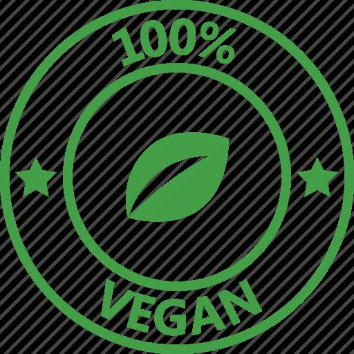 chop, leaf, natural, vegan icon