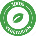 chop, leaf, natural, vegetarian icon