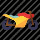 driving, hobby, motocycle, motorbiking, racing icon