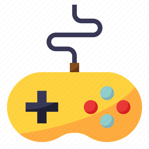 buttons, controller, game, hobby, joystick, video icon