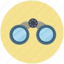 binoculars, binocular, explore, find, search, view