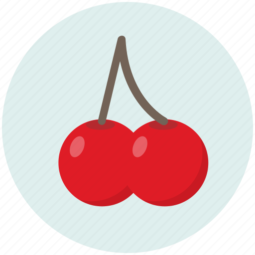 cherry, eat, food, fruit, healthy, sweet icon