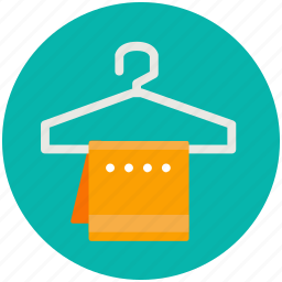 clothes, clothing, fashion, hanger, style, towel icon