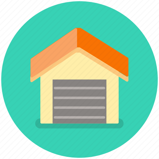 Garage, building, car, house, vehicle icon - Download on Iconfinder