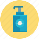 bathroom, clean, cream, hand, lotion, soap icon