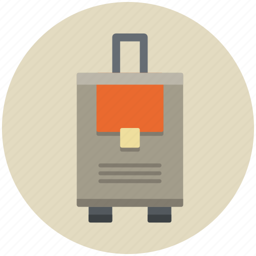 bag, baggage, case, luggage, travel icon