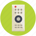 control, device, remote, television, tv icon