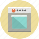 appliance, burner, cooking, kitchen, oven, stove icon