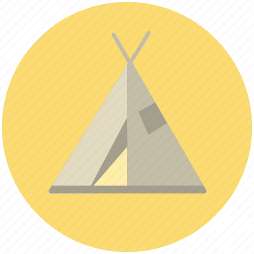 camp, camping, outdoor, outdoors, tent, vacation icon