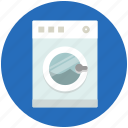 equipment, home, laundry, machine, washing icon