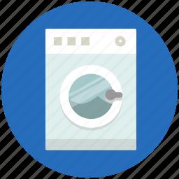 equipment, home, laundry, machine, washing icon