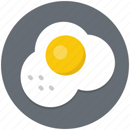 breakfast, cook, egg, food, kitchen icon