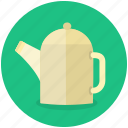 beverage, drink, hot, kettle, tea, teapot icon