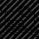 cog, cogwheel, development, div, web development icon