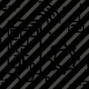 cog, cogwheel, development, lock, mobile development icon