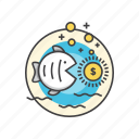 achievement, goal, mission, success, target icon