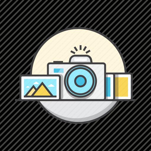 image, media, multimedia, photo, photography icon