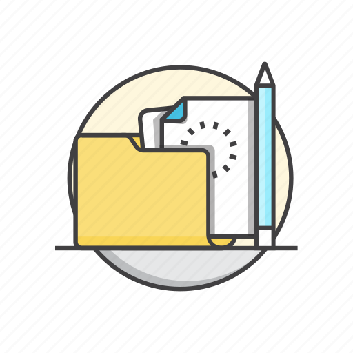 construction, equipment, projects, startup icon
