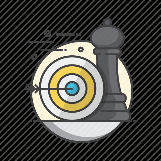 analytics, business, management, marketing, strategy icon
