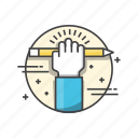 achievement, aim, goal, success icon