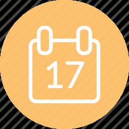 calendar, calendar icon, date, event, schedule icon