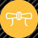 certificate, certificate icon, diploma, graduation icon