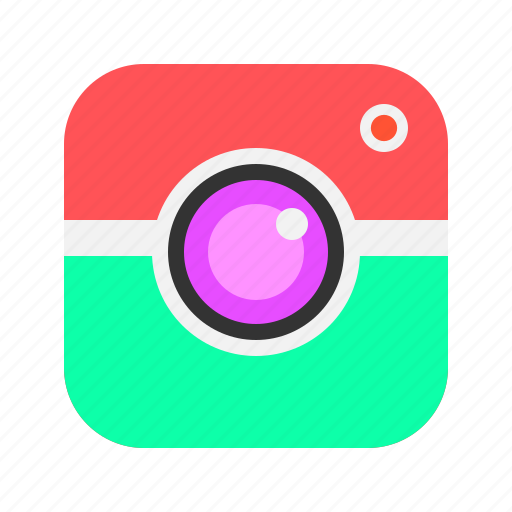 app, camera, mobile, photo, photography, selfie, video icon