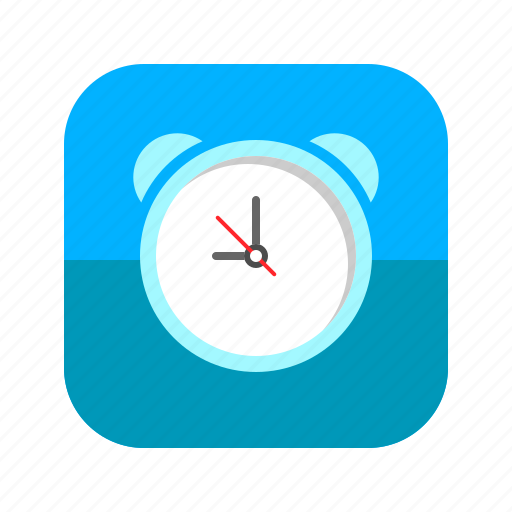 alarm, app, clock, mobile, schedule, time icon