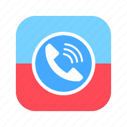 app, call, calling, communication, contact, interface, mobile icon