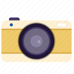 camera, digital, photo, photograph, picture icon