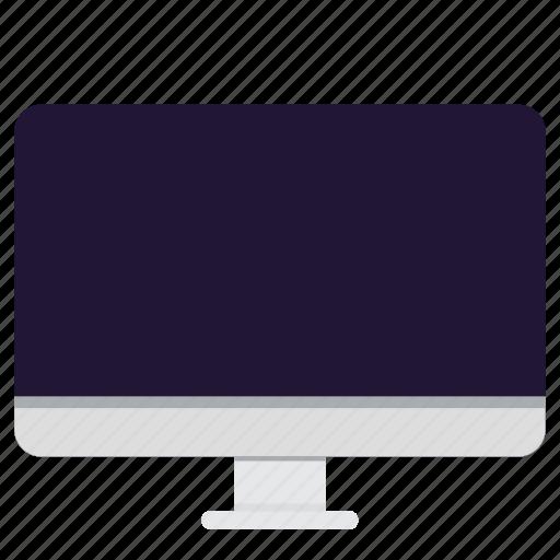 business, desk, desktop, office, screen, tool icon
