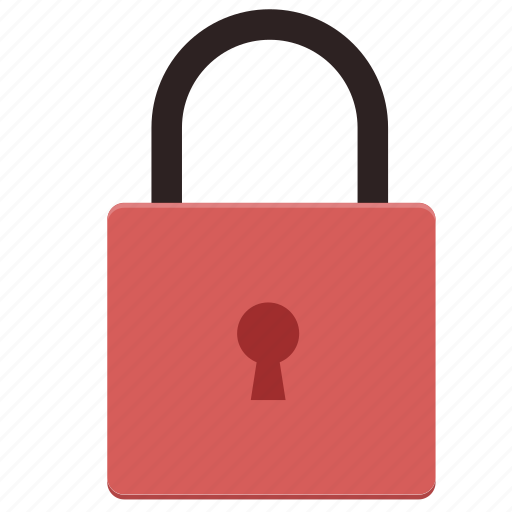 key, lock, locked, password, protection, secure icon