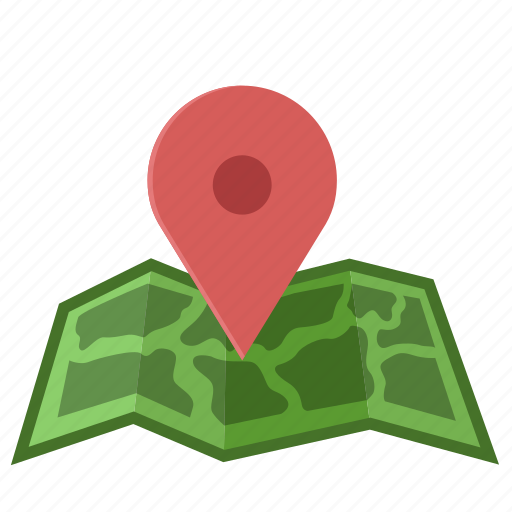 country, gps, map, marker, navigation, pin icon