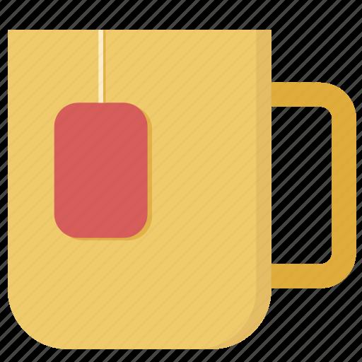 cup, drink, hot, mug, tea icon